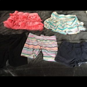 Other - 3t Girls skirts and shorts